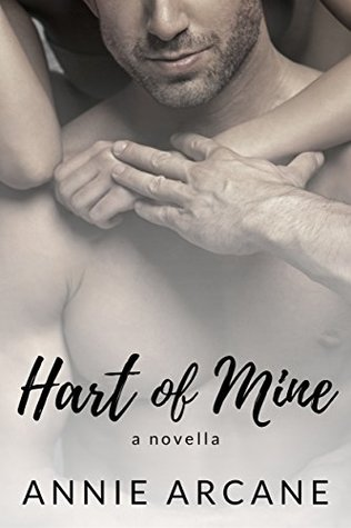 Hart of Mine by Annie Arcance cover